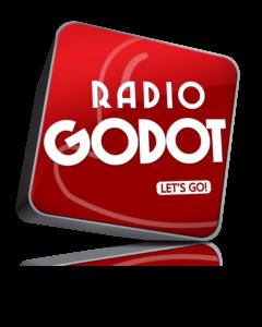 Logo 3D Radio Godot